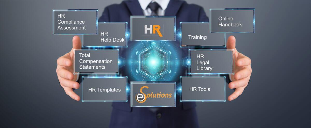 HR e-Solutions - A Complete Human Resource Package