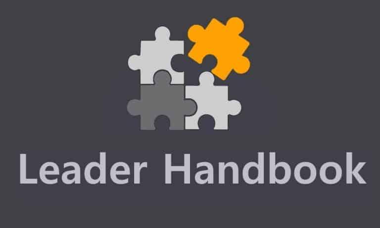 LEADER Handbook