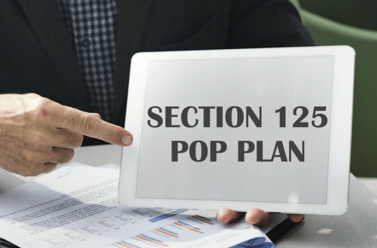 section 125 pop plan