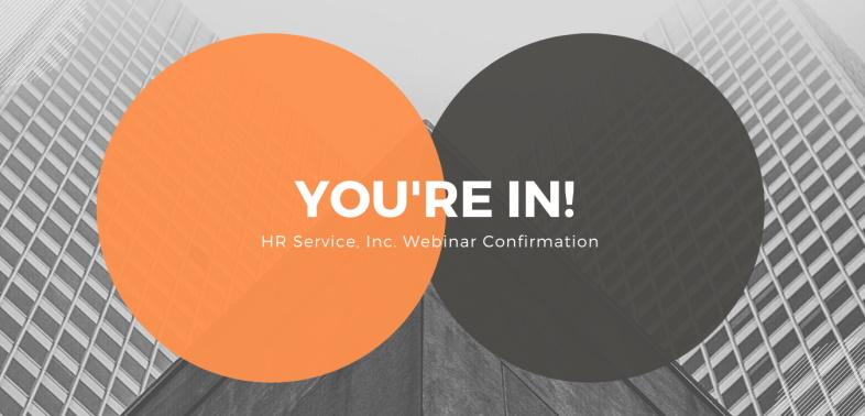 hr service inc webinar page