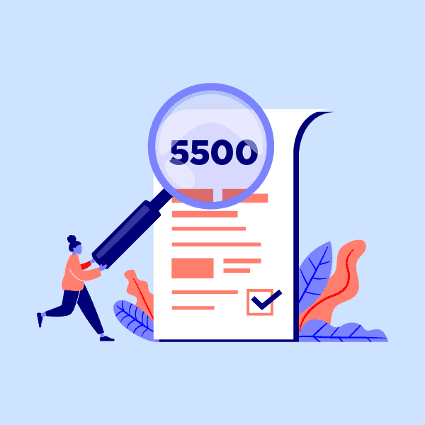 form 5500 reporting