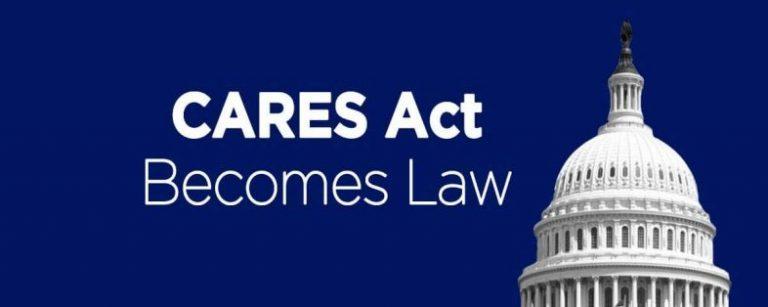 CARES-Act–Stimulus-Measure