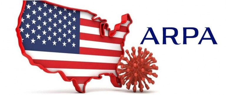 """Summary of theAmerican Rescue Plan Act (""""ARPA"""")"""