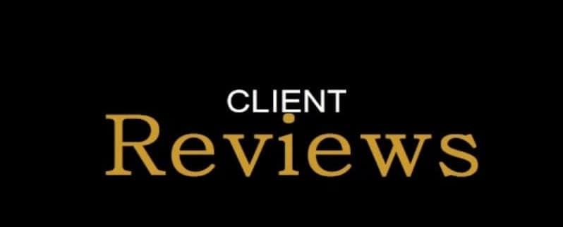 client reviews hr service
