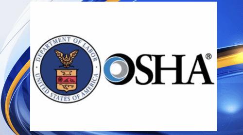 osha guidelines hr service