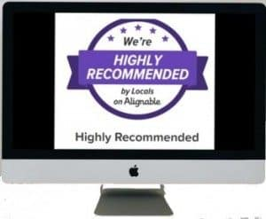 Alignable referrals HR service inc